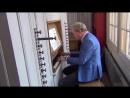 858 859 J. S. Bach - Organ concerto Inventio, Sinfonias, Praeludium Fugues, BWV 858 859 - Arjen Leistra, organ