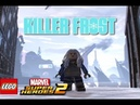Lego Marvel Superheroes 2 - How To Make Killer Frost from The Flash (CW)