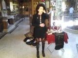 Gitane Demone Sings at Rozz William Memorial