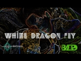 /Neon - White dragonfly Love/