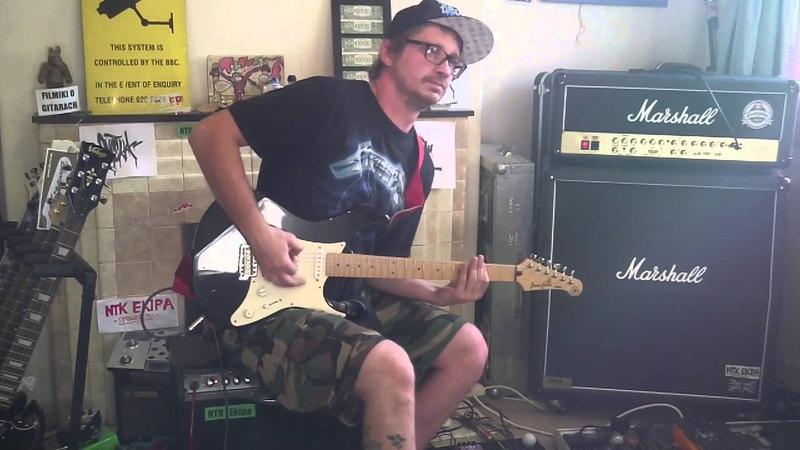 Yamaha Pacifica 112 - bardzo dobra (najlepsza?) tania gitara elektryczna - FILMIKI O GITARACH 37