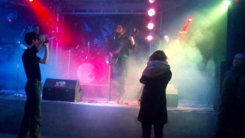 Gjallarhorn - Відчайдушно (24.02.18 live in Niko)
