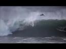 серфиннг Ireland Big Wave Surfing HD