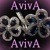 Модная бижутерия AvivA