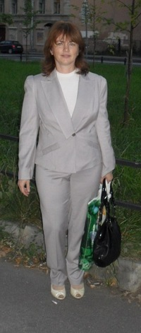 Наталья Баранова, 11 августа , Санкт-Петербург, id96286293