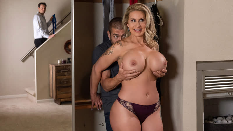 Ryan Conner – Sneaky Mom 3 Brazzers. HD720, Big Ass, Big Tits, MILF, Hairy, Tattooed