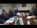 Встреча С.Лаврова с Президентом Кипра Н.Анастасиадисом