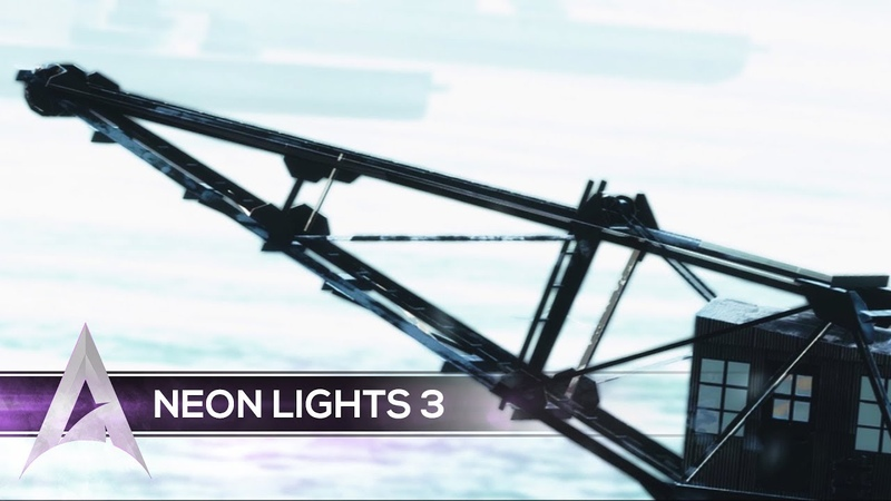 Battlefield V Montage Ascend Neon in Neonlights 3 by Ascend Fortune