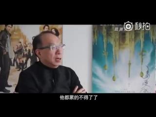 [MOVIES] 180820 'Europe Raiders' Behind The Scenes @ Wu Yi Fan