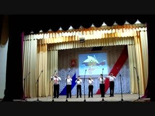 Ансамбль трубачей Советской Детской школы искусств Руководитель Аксеитов Арсен Умерович