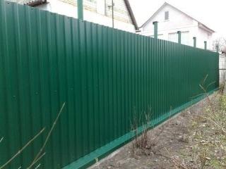 Забор своими руками (+титры с описанием)