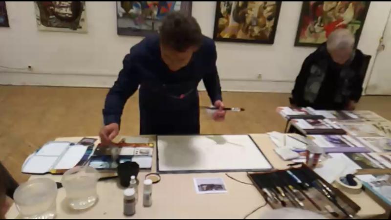 Мастер-класс Константина Стерхова (продолжение)