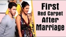 Priyanka Chopra Nick Jonas Attend First Public Event as a Married Couple