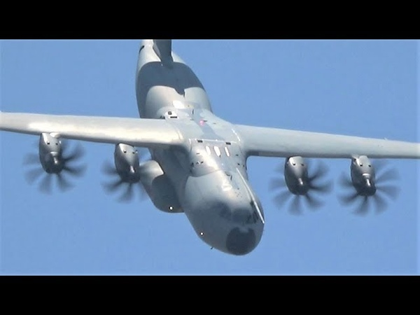 Active Airbus A400M at LIMA19