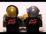 Daft Punk Lego - Lego Ideas