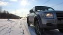 Обзор Форд Ренжер Ford Ranger 2 5 tdci 2008 Отчет о владении авто 9 лет и 100 000 км POV