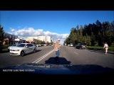 Бег пешеходов на позитиве - Снежинск 25 августа 2014