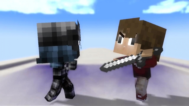 I'M GONNA CUT CHA DI- (Sr. Pelo Animated) {Minecraft Animation} _Mine-Imator_ ( 720 X 1280 ).mp4