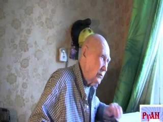ветеран ВОВ,русский разведчик.Правда о паразитах.