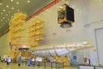 Ростех изготовил бескаркасный корпус для спутника EgyptSat-А