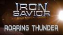 IRON SAVIOR - Roaring Thunder (Official Lyric Video)