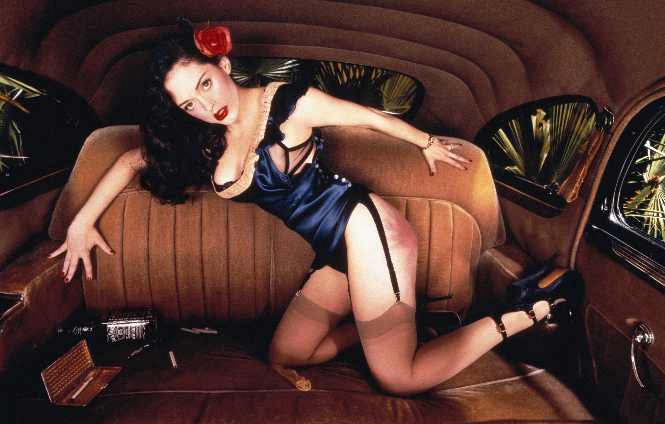 Роуз макгоуэн секс 3 фотография