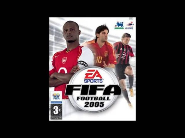 FIFA Football 2005 Soundtrack Oomph! Augen Auf!