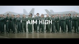 USAF Female Fighter Pilots March 8 recruitment campaign upcoming movie
