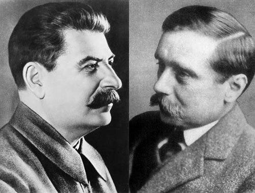 Беседа Сталина с Гербертом Уэллсом
