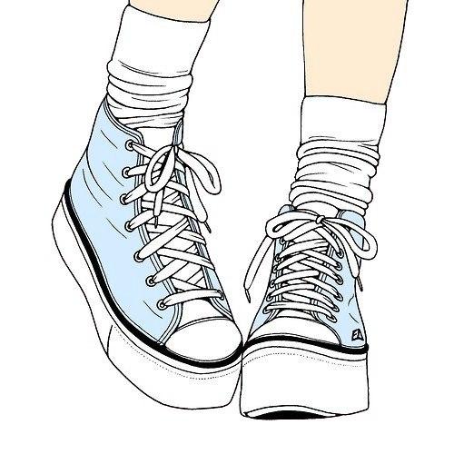 Очень красивые картинки  рисунки девушек от Girlym