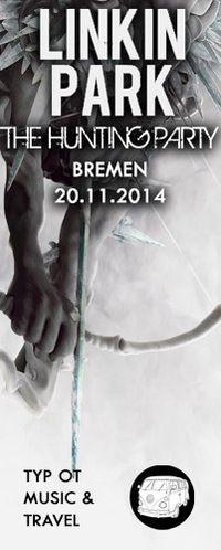 Linkin Park - 20.11.14 - Бремен - M&T