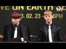 [NEWS | НОВОСТИ] 130224 bntnews B.A.P - LIVE ON EARTH SEOUL 1