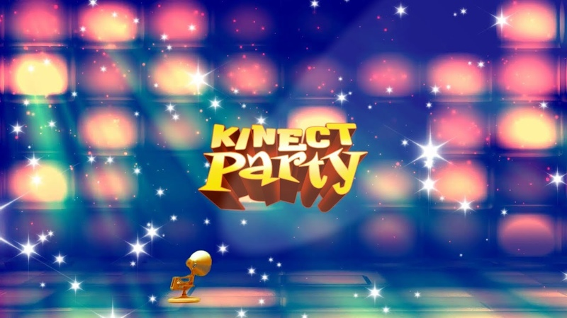 1312-Kinect Party Video Game Spoof Pixar Lamps Luxo Jr Logo