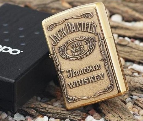 Коллекционная зажигалка Zippo Jack Daniels