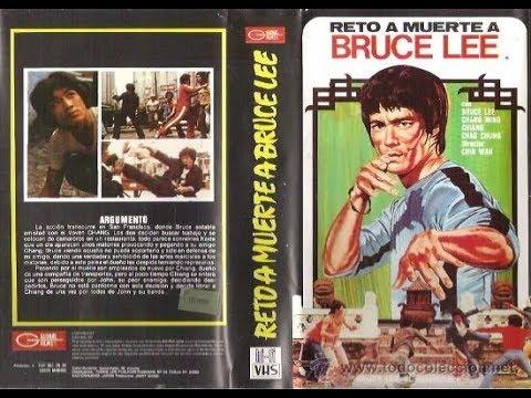 Reto a Muerte a Bruce Lee - Bruce Lee, Carter Wong, Kuei Chang, Jang Lee Hwang, (1977)