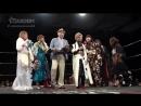 Oedo Tai (Hana Kimura Kagetsu) (c) vs. Mayu Iwatani Saki Kashima - Stardom Queen's Fes In Sapporo