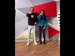 Сорока и Пинчук поют песню