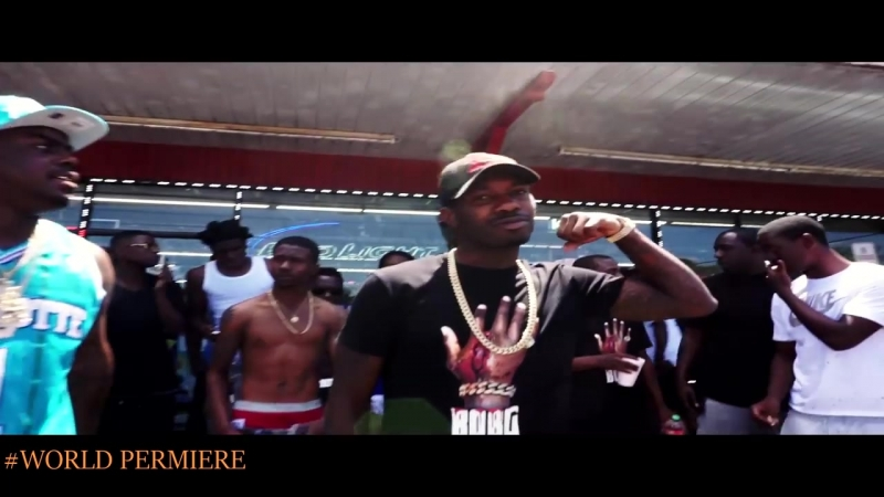 ZeyBo Ft. Koly P - Tryna Make It Out The Jectz [OKLM Russie]