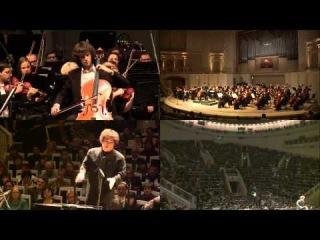 Alexander Ramm Prokofiev Symphony-Concerto Live