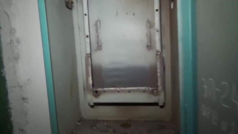 Сталк на завод ЗИЛ _ 3 серия. Подземелья ЗИЛа - бомбоубежище и подземный коллектор