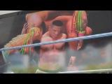 ★{CWW}WWE 2K14 John Cena Double Attitude Adjustement Finisher ( Offscreen Gameplay )