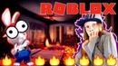 Приключения Мульт Героя Игоря в Челлендже ПОЛ ЭТО ЛАВА в Roblox Games mit Hase Роблокс на русском