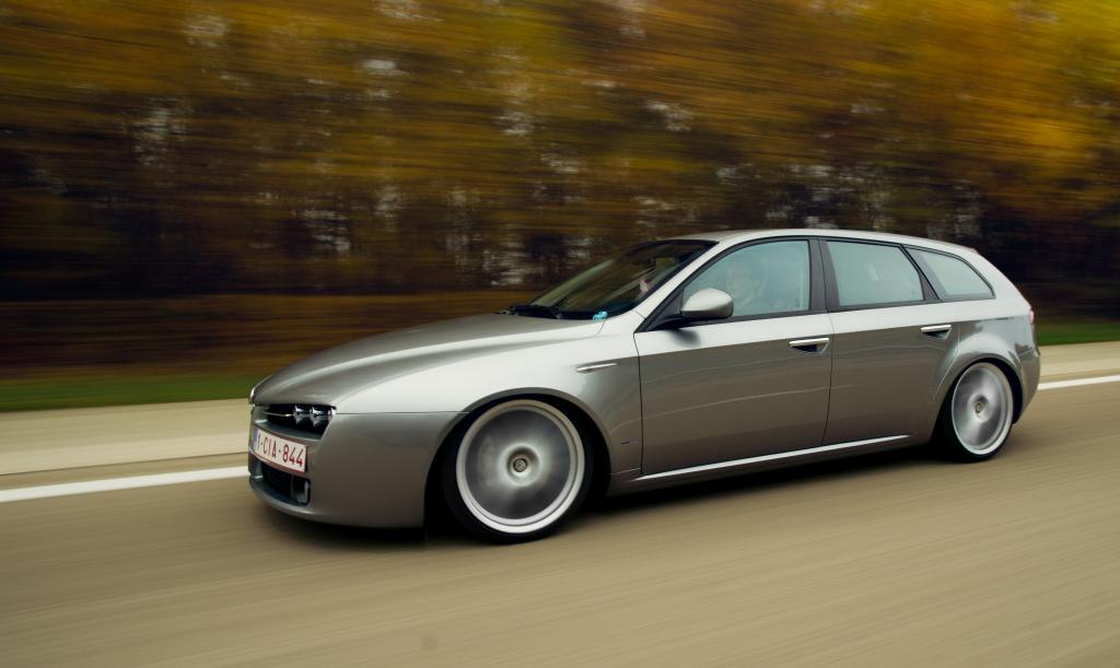 Alfa 156 Inspiration Required Retro Rides