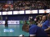 Кузбасс (Кемерово) - Локомотив (Новосибирск). 3-й матч. Часть 2-я