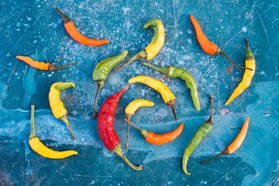 острая пища повышающает метаболизм