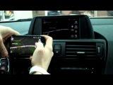 Видеоинтерфейс SMI IPAS для BMW F20-F30 серии. Перенос картинки и звука с Android на монитор BMW.