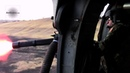 Helicopter Aerial Gunner Machine Gun Live Fire HH 60 Pave Hawk