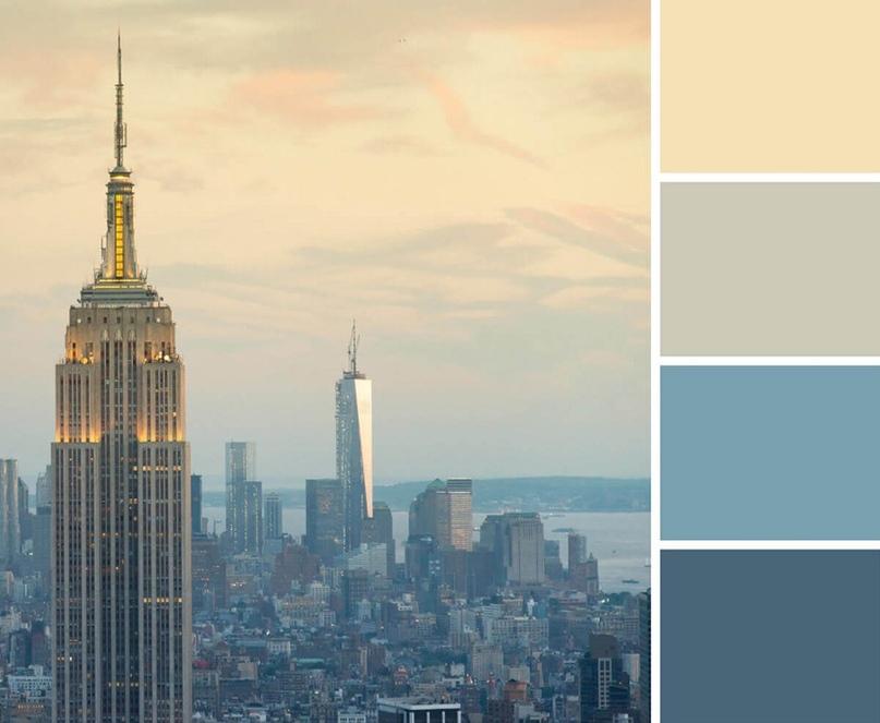 Цветовые палитры в графическом дизайне