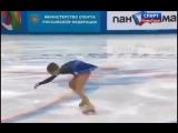 Юлия Липницкая! Золото на Олимпиаде Сочи 2014! Девочке 15 лет