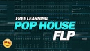 Free Pop House FLP: by EDGR [Only for Learn Purpose] FL 20